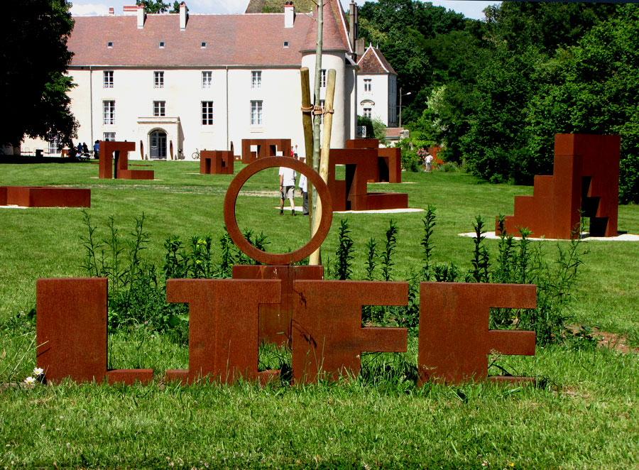 Skulpturenpark Ansicht