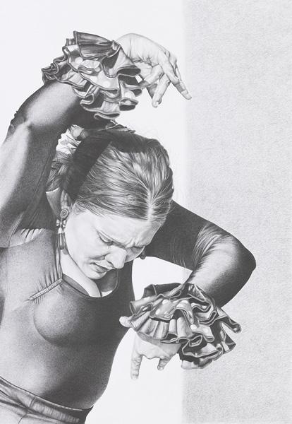 Flamenco Duende IV