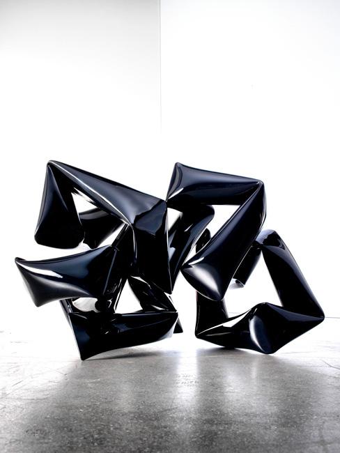 Bodenskulptur/Floor Sculpture