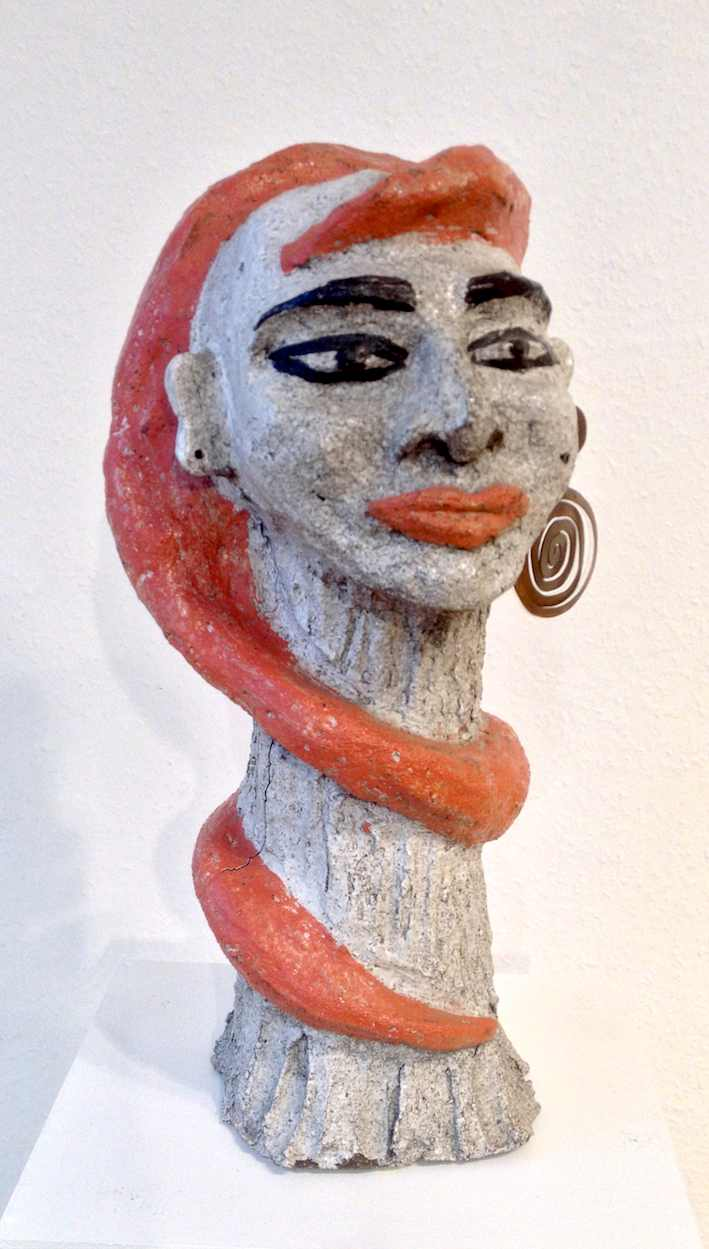 Keramikskulptur 1