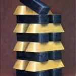 Schallenberg: Grubengold, 2012, 155 x 115 cm, Öl auf Leinwand