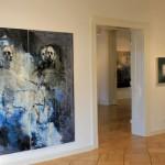 Liu, Bolenz, Stiller: Ausstellungsansichten