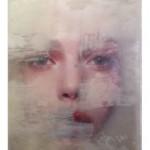 Liu Guangyun: Surface, 2014, 100 x 80 x 15cm