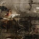 Liu Guangyun: The unknown road, 2010, 180 x 120 cm