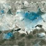 Nicolai Nitsch: ohne Titel, 2011