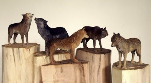 Christiane Erdmann_Wolfsrudel