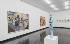 Christofer Kochs: Kunsthalle Schweinfurt, 2016, Ausstellungsansicht