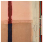 LIU GUANGYUN:  Original color, 2017, mixed media, 120 x 120 x 1cm