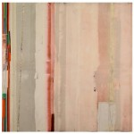 LIU GUANGYUN: Original color, 2017, mixed media, 140 x 140 cm
