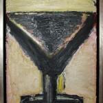 Hans-Hendrik Grimmling, Schierlingsbecher, 2002, 50 x 40 cm
