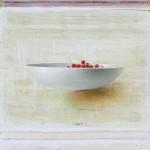 Michael Lauterjung, Zwischenmahlzeit, 2017, 92 x 86 cm