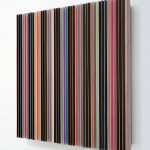 Jürgen Paas, Jukebox, 2017, 60 x 60 x 8 cm