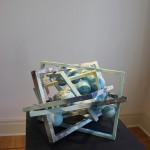 Cristina Barroso, Framed Worlds, 2018, 52 x 42 x 35 cm