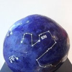 Cristina Barroso, Kosmos, 2018, 30 x 38 x 30 cm