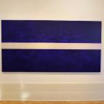 Shingo Francis, Into Space, 2013, 142 x 274 cm