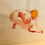 Hans Scheib, 13.5.2003 IV, 2003, 42 x 58 cm