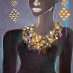 Elvira Bach, Lilo, 2015, 140 x 100 cm
