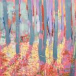Szilard Huszank, LC #35, 2016, 100x100 cm