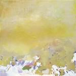 Szilard Huszank, LC #22, 2014, 100 x 100 cm