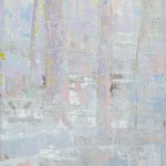 Szilard Huszank, LC #39, 2014, 180 x 10cm