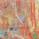 Szilard Huszank, LC #44, 2018, 100 x 130 cm