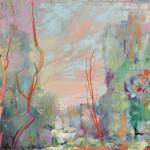 Szilard Huszank, LC #45, 2018, 100 x 130 cm