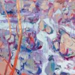 Szilard Huszank, LC #48, 2018, 100 x 130 cm