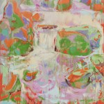 Szilard Huszank, LC #51, 2018, 130 x 100 cm