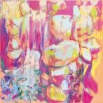 Szilard Huszank, LC #97, 2018, 100 x 100 cm
