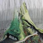 Helge Hommes, Izalco, 2018, 200 x 180 cm