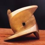 Maximilian Verhas, Quadron, Wnr 7., 1999, 15 x 15 x 15 cm