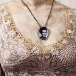 Sabine Dehnel, Mona V (Simone de Beauvoir), 2011, 80 x 110 cm