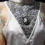 Mona XIV (Sophie Scholl), 2012, 26 x 32,5 cm
