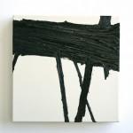 Helge Hommes, Waldesruh, 2010, 42 x 42 cm