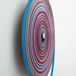 Jürgen Paas, Target/Wall, 2016, 100 x 8 cm
