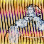 Kristina Girke, Wollen wir?, 2011, Öl auf Leinwand, 180 x 240 cm