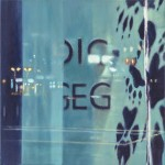 DIC-GEG, 2018, 60 x 60 cm