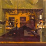 Drachenbühne, 2019, 150 x 210 cm