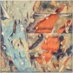 Fragment, 2018, 35 x 35 cm