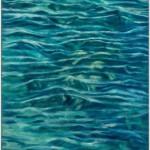 Neptun, 2018, 75 x 60 cm