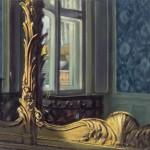 Spiegelfenster, 2018, 95 x 130 cm