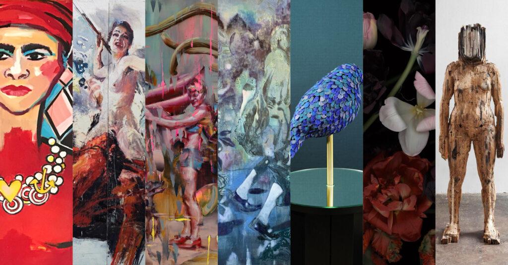 Ausstellung Berlin Rundgang