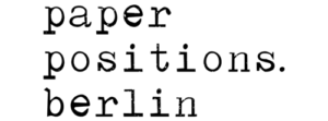 Messe: paper positions. berlin